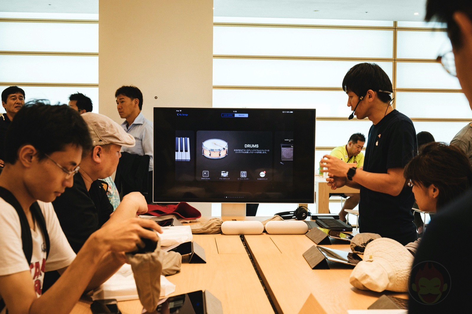 Apple Kyoto Grand Opening Photos 52