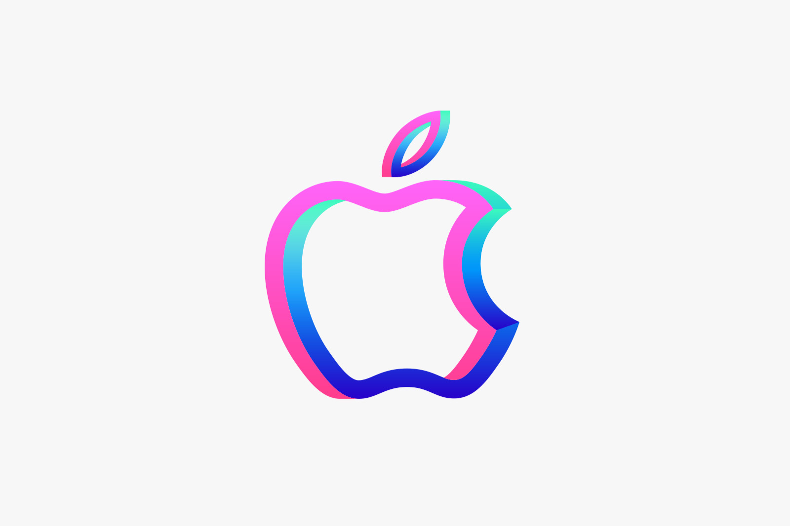 Apple Shibuya Logo