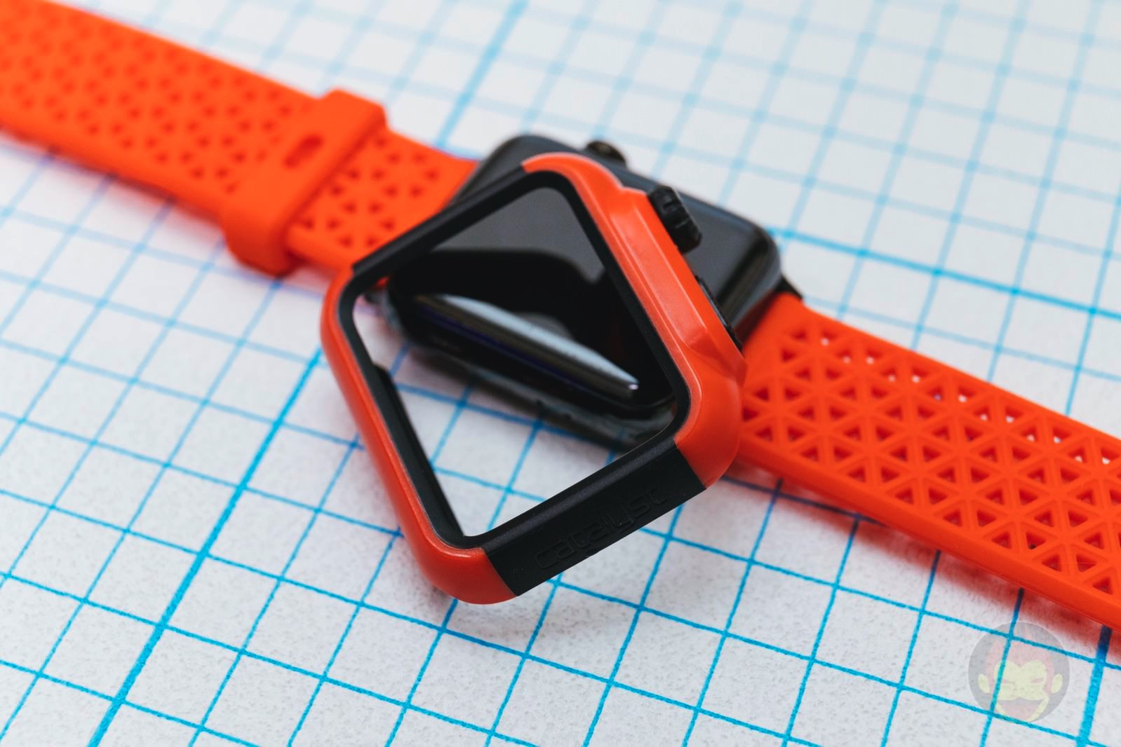 Catalyst Apple Watch Case and Band 09
