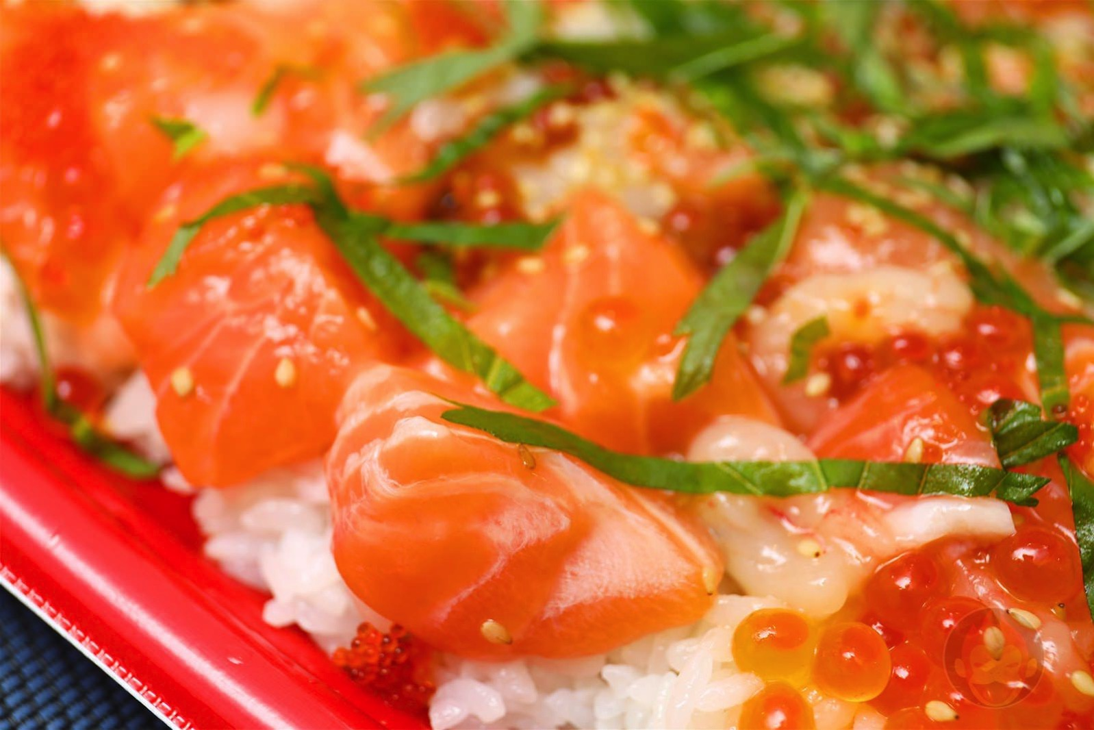Costco Chirashi Sushi Platter 02