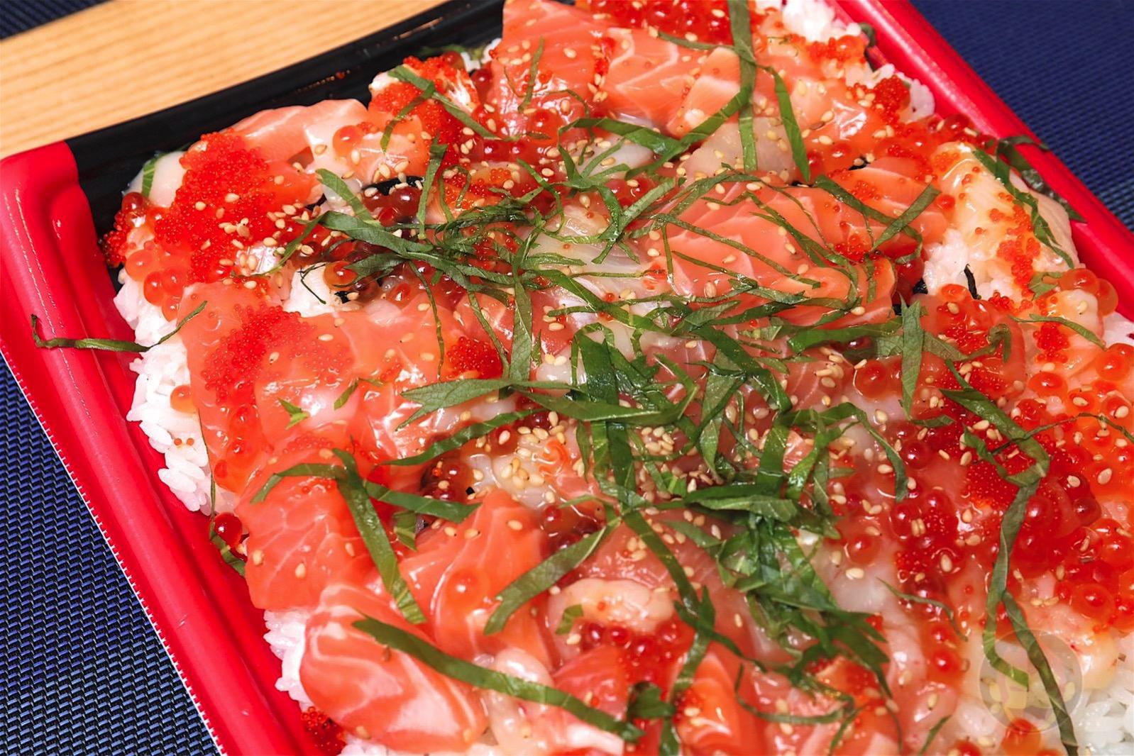 Costco Chirashi Sushi Platter 04