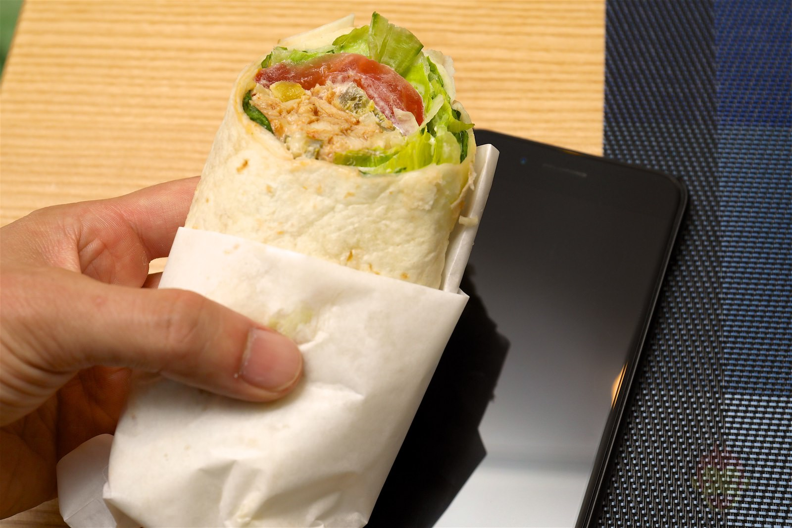 Costco Mexican Wrap 03