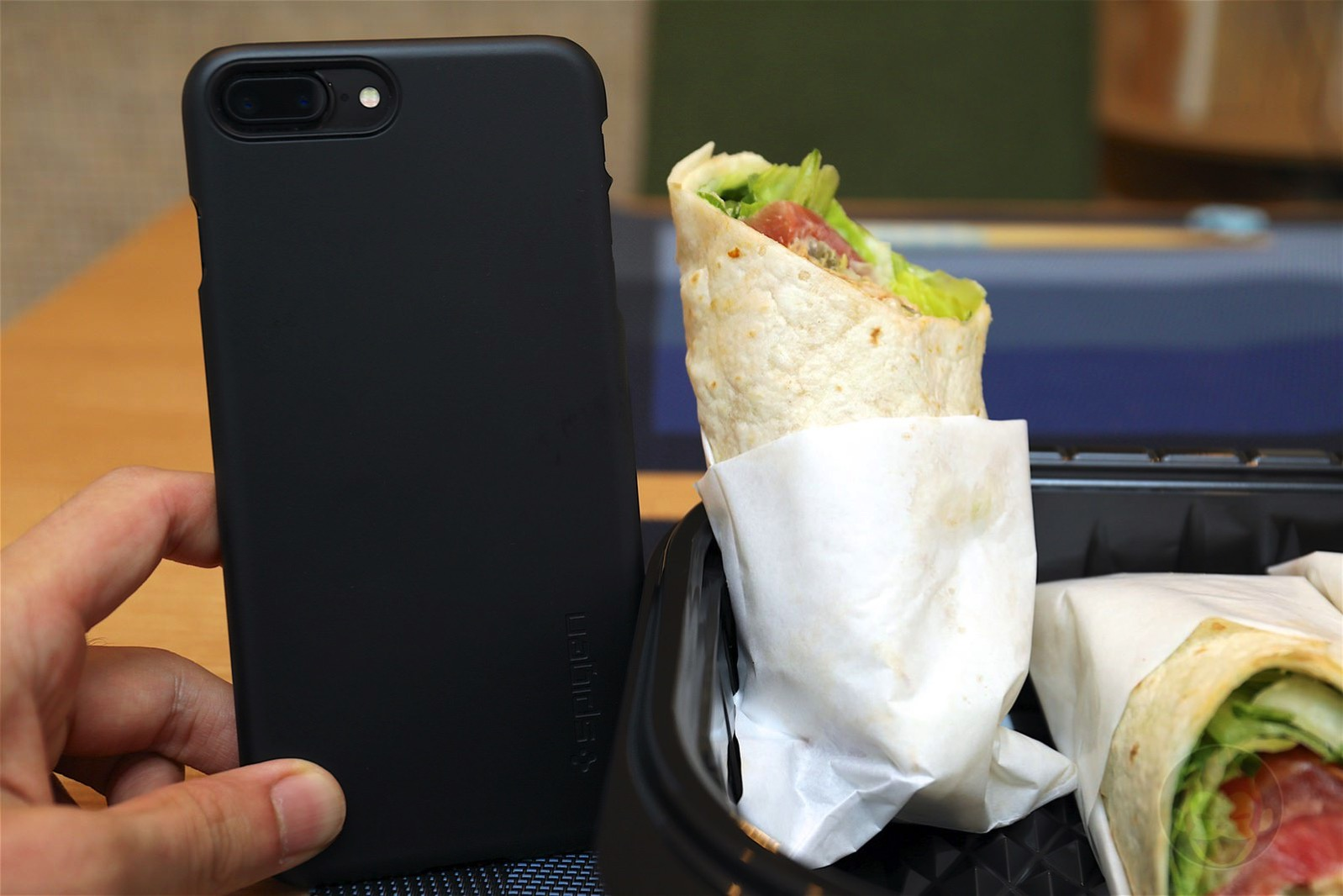 Costco Mexican Wrap 04