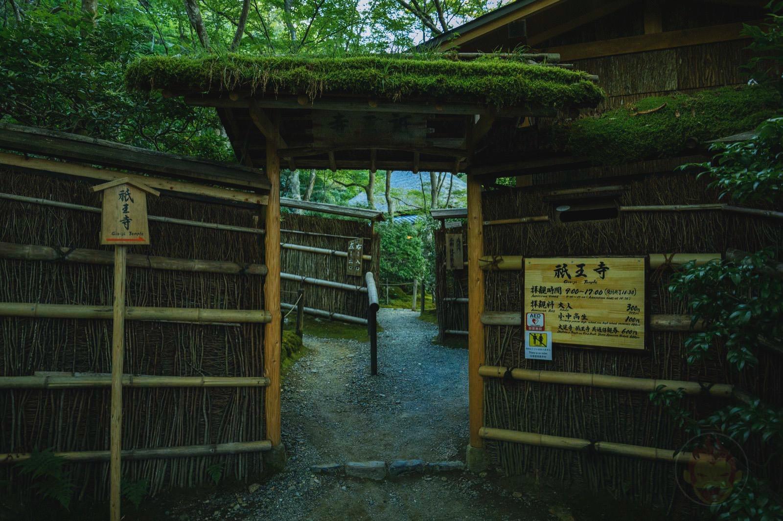 Kyoto Arashiyama Gioji 10