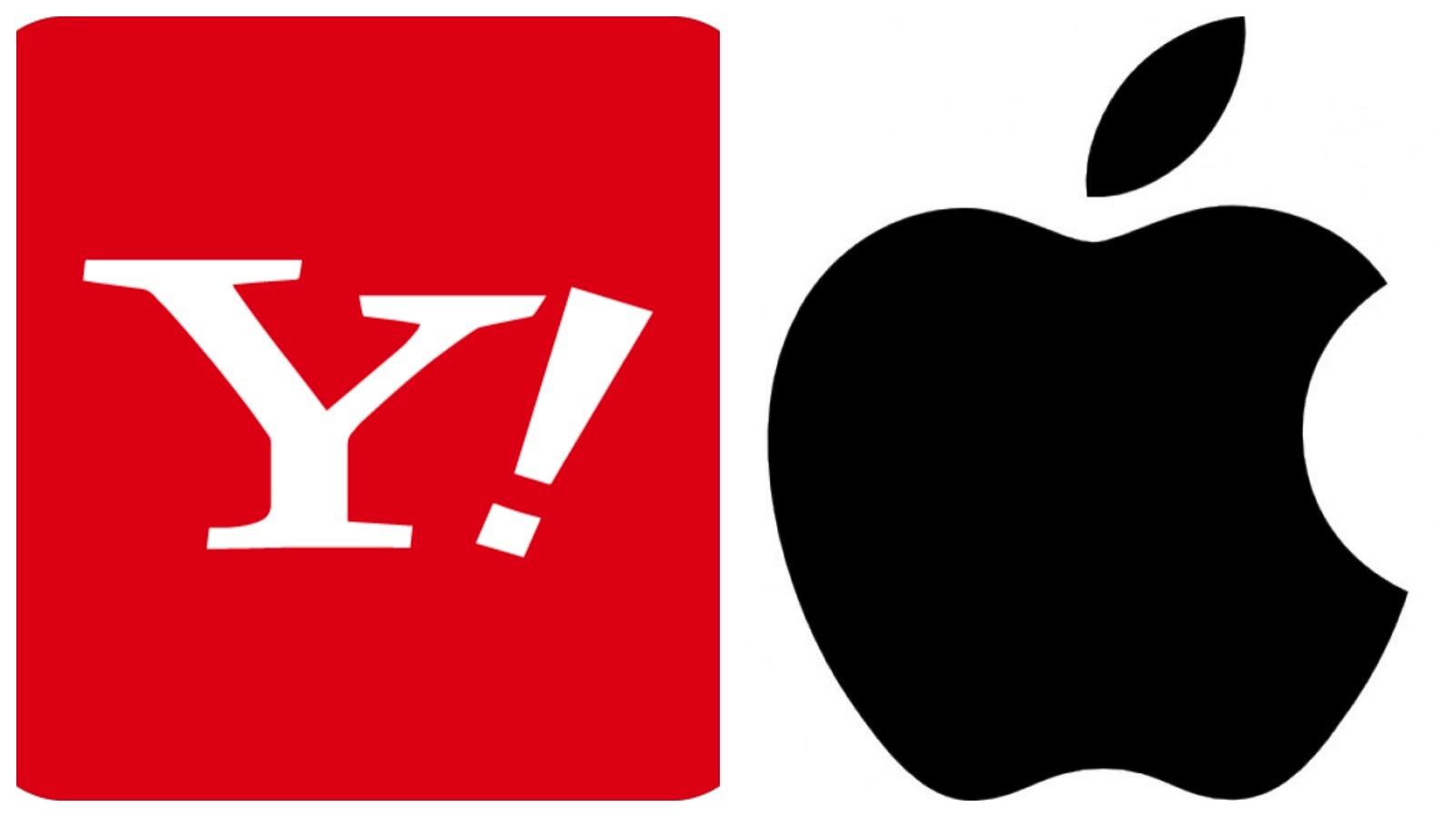 Yahooo Apple
