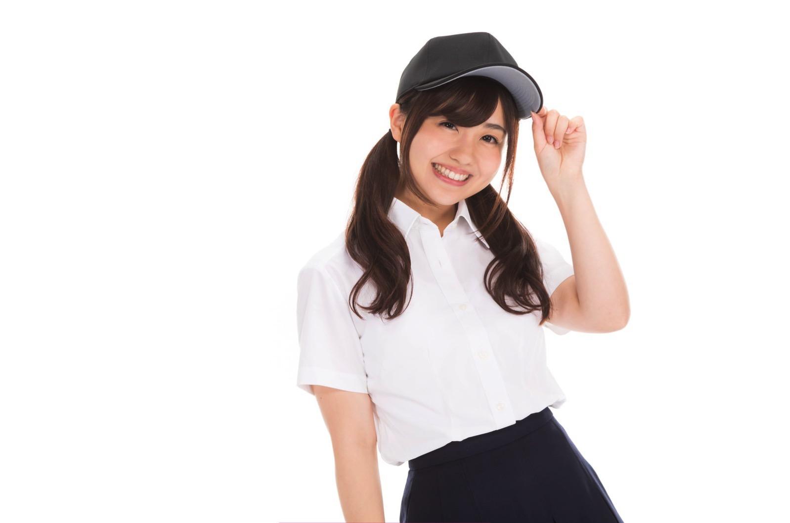河村友歌(女子マネとチアガールのフリー素材) 07