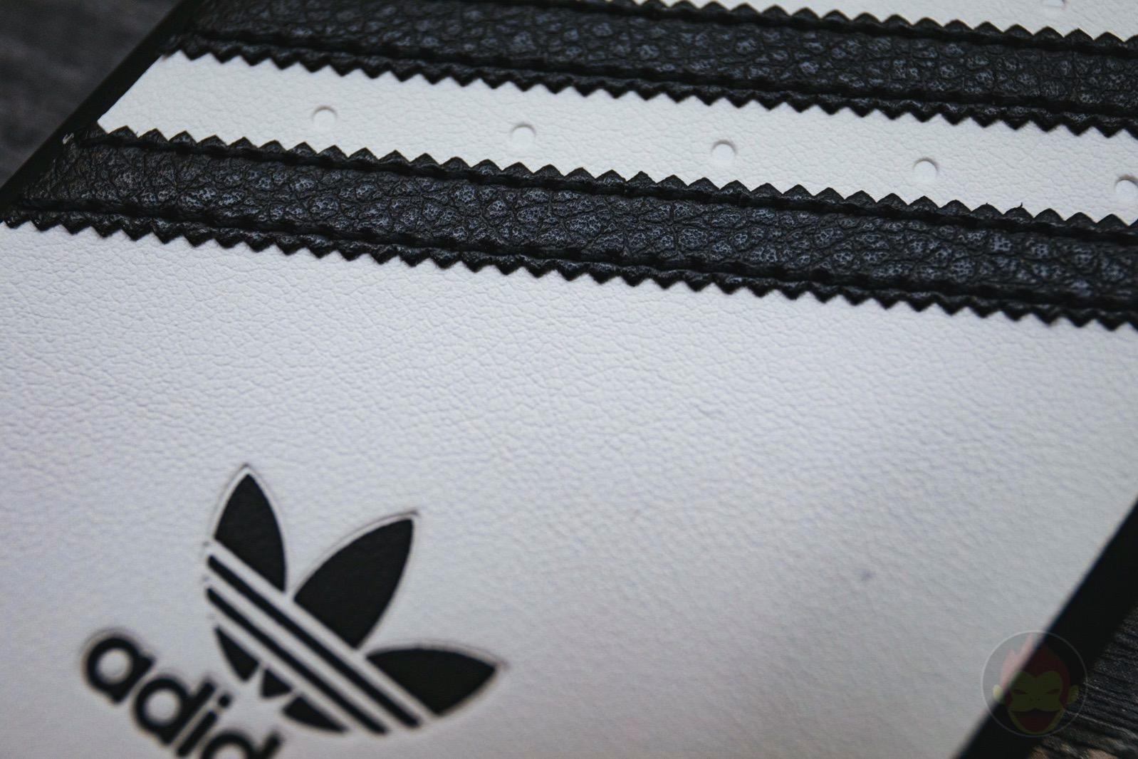 Adidas Originals Moulded Case SAMBA0iPhoneX WhiteBlack 09