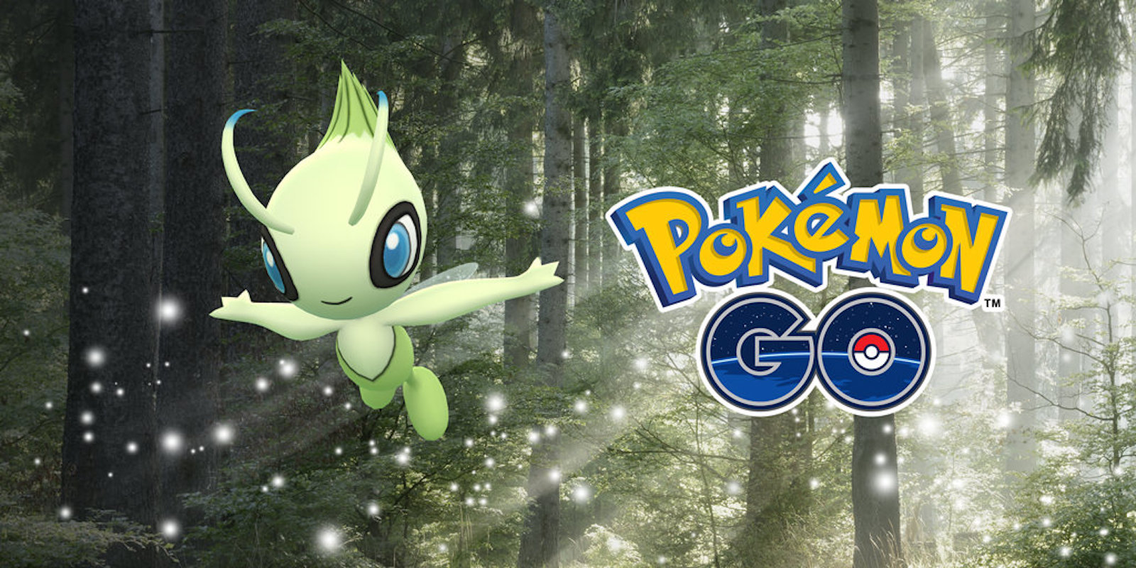 Celebi coming to pokemon go