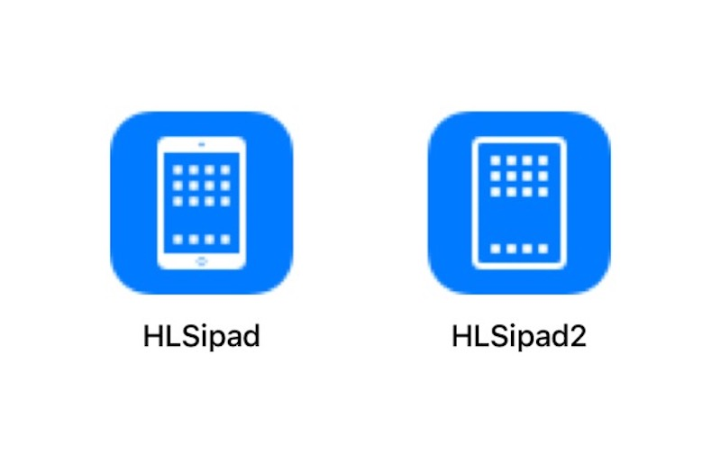 Hlsipad2 icon