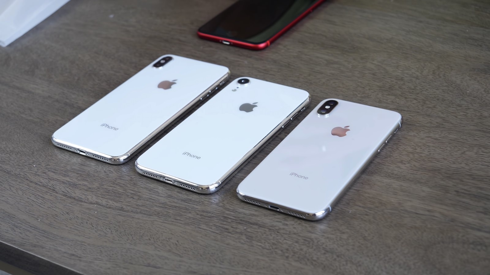 Iphone9 iphonex xplus dummy model hands on