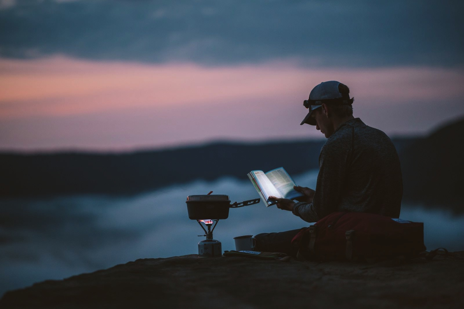 Lonely planet 622111 unsplash reading in dusk