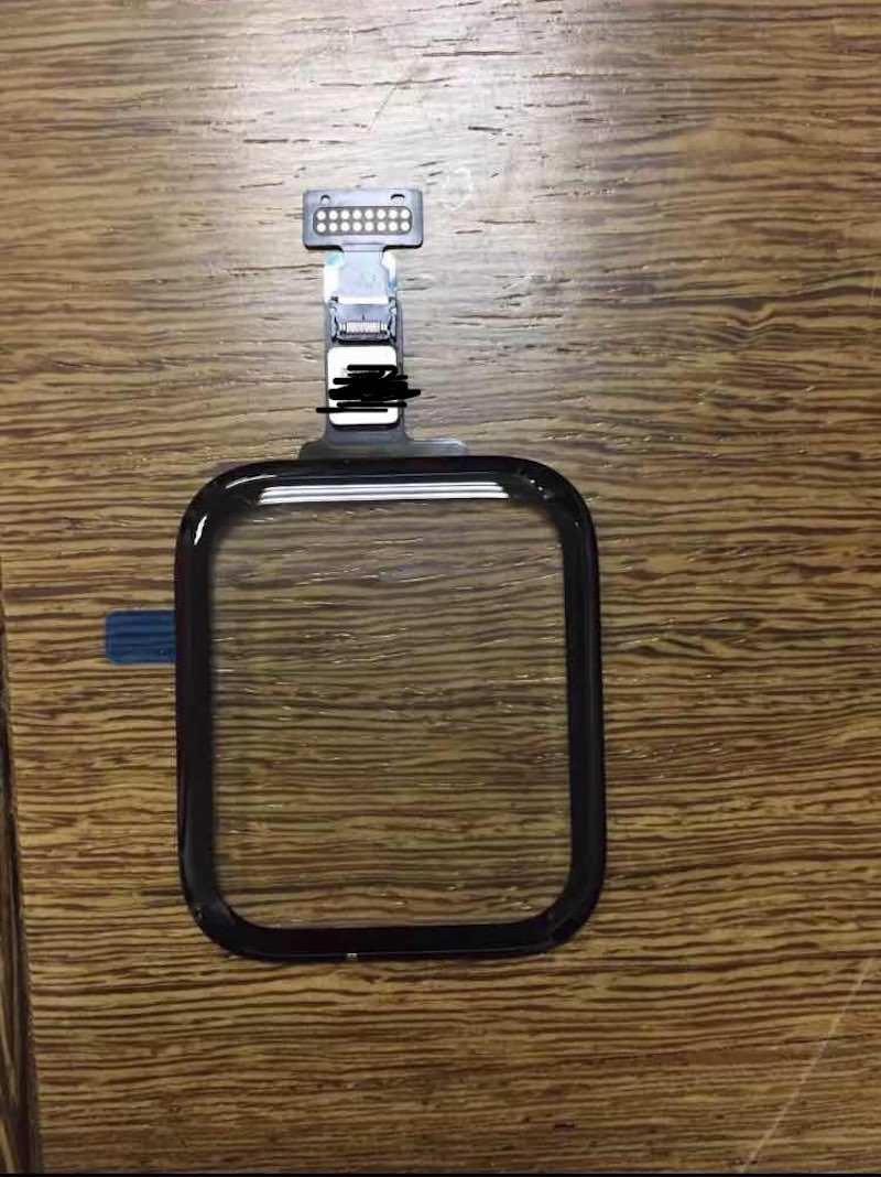 Apple Watch Series 4 display panel