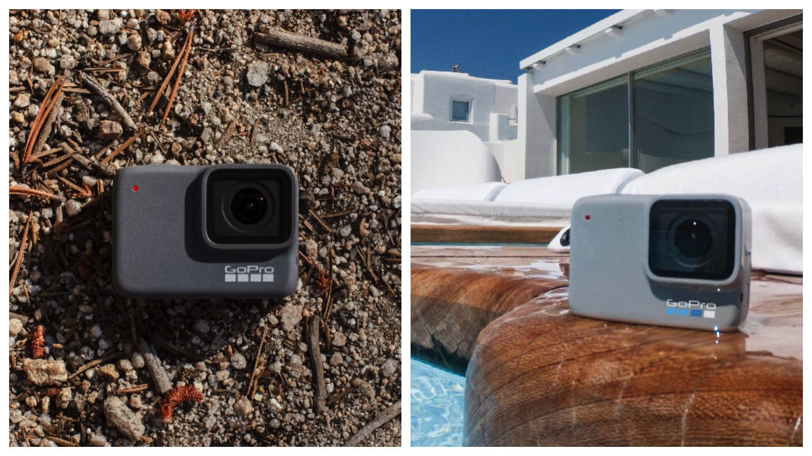 GoPro HERO7 Silve White