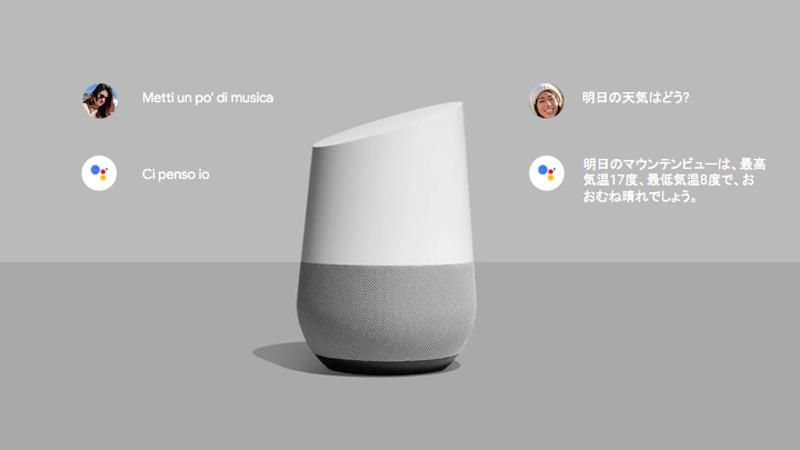 Google Multilingual