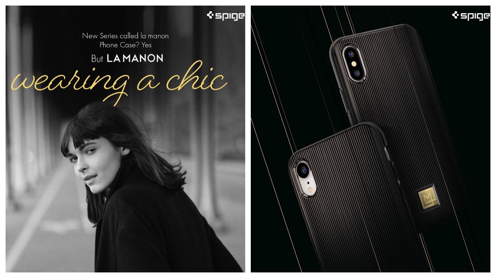 La Monon Spigen new brand