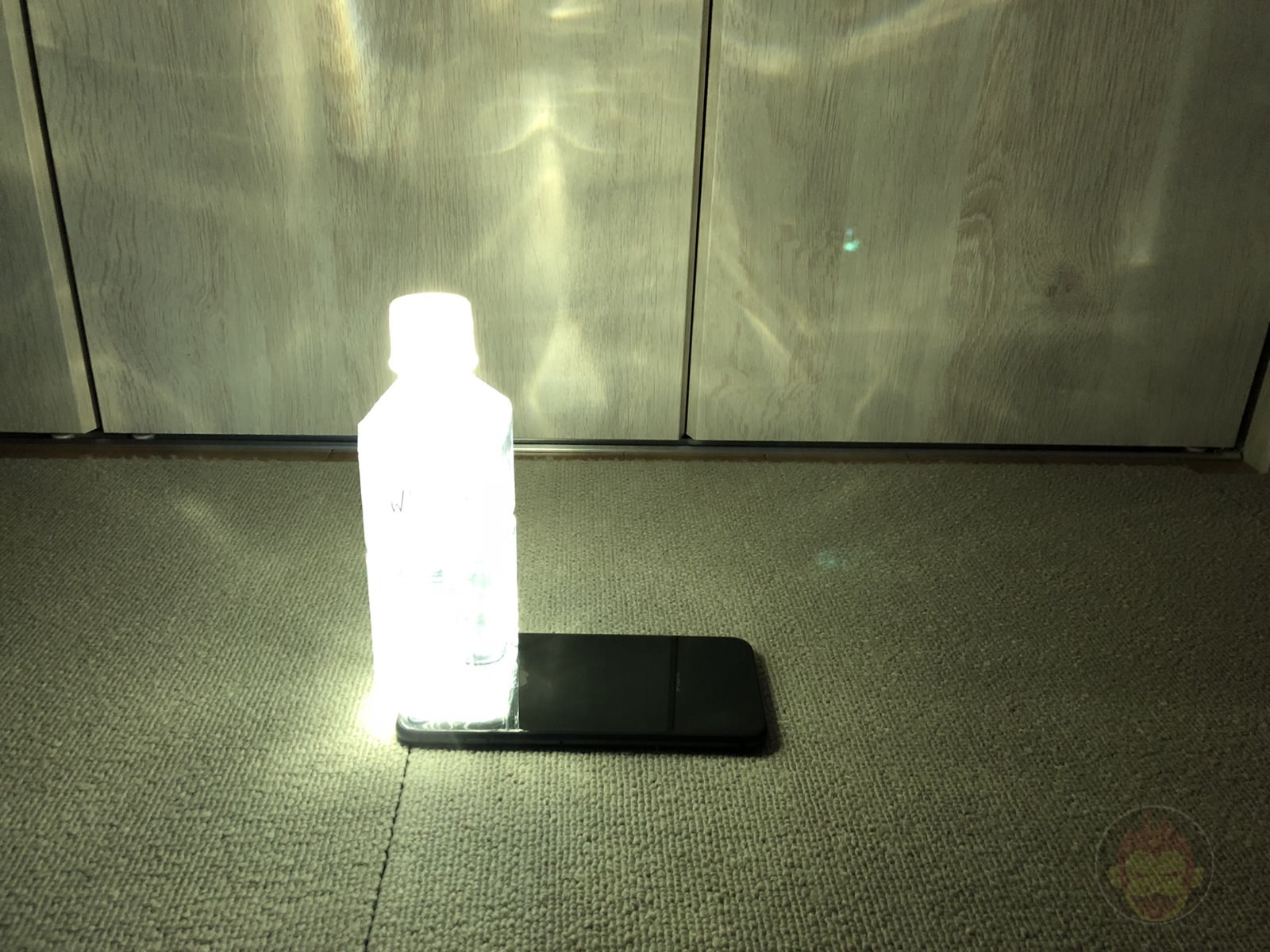 Using Smartphone as Light 01