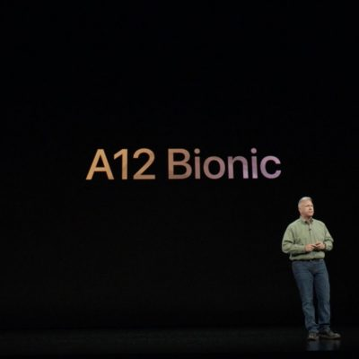 A12 Bionic Keynote