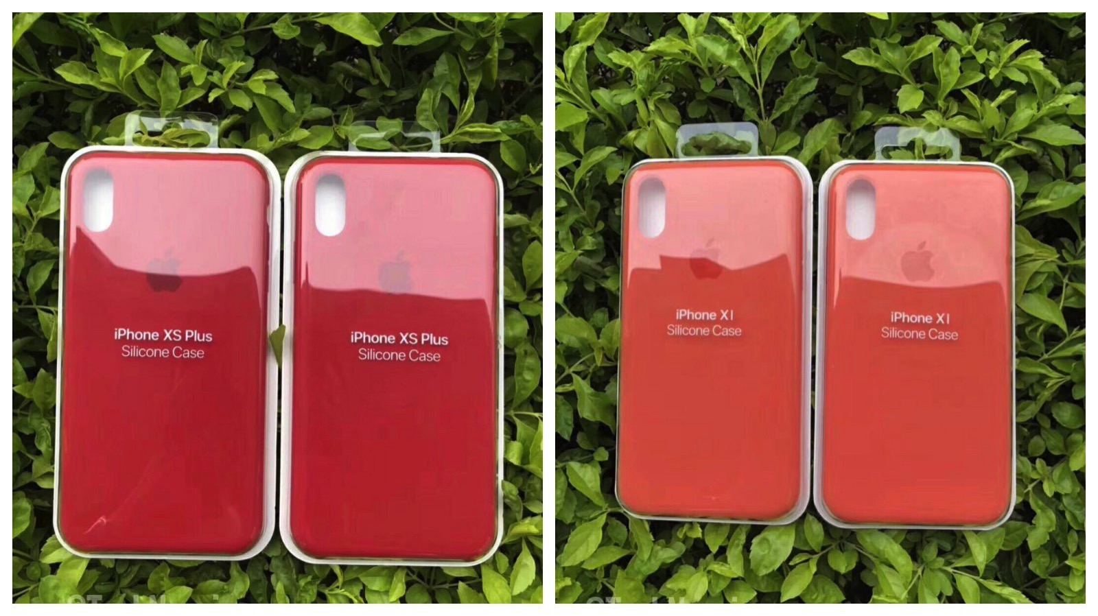 Iphone XS XS Plus Silicone Case