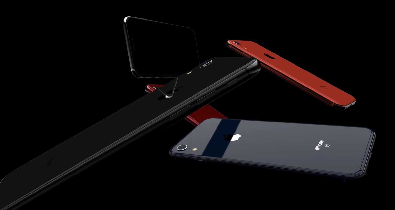 Iphone xc xr concept movie