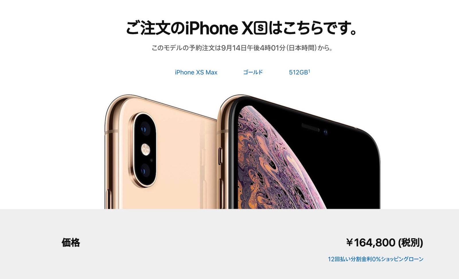 Iphone xs max 512gb price