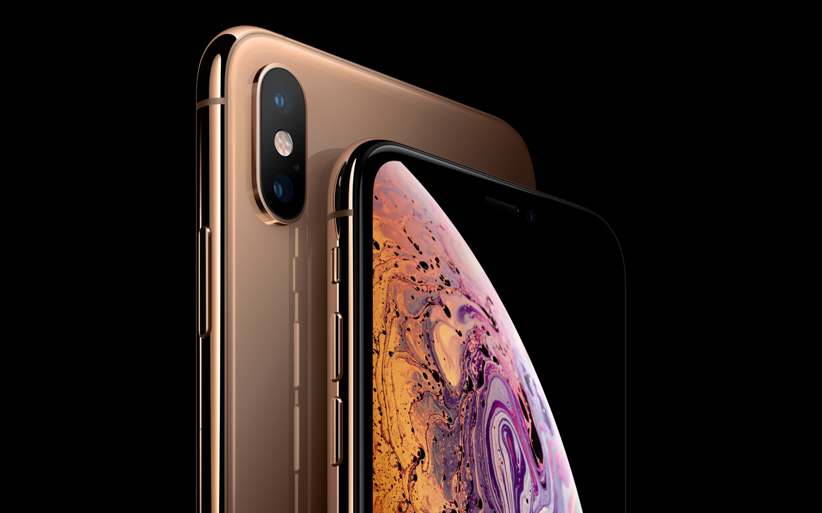 Iphone xs xs max comparison