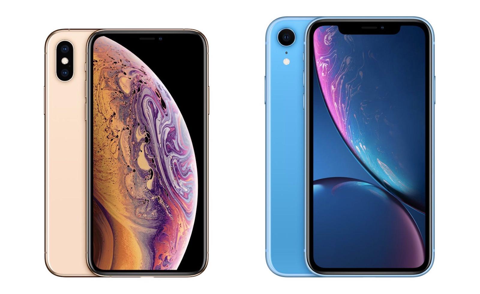 比較】「iPhone XS」と「iPhone XR」、何が違うの?スペックや仕様の ...