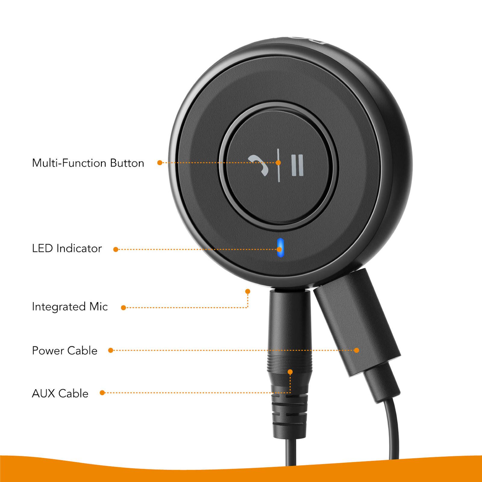 Anker Roav Bluetooth Receiver B2 3