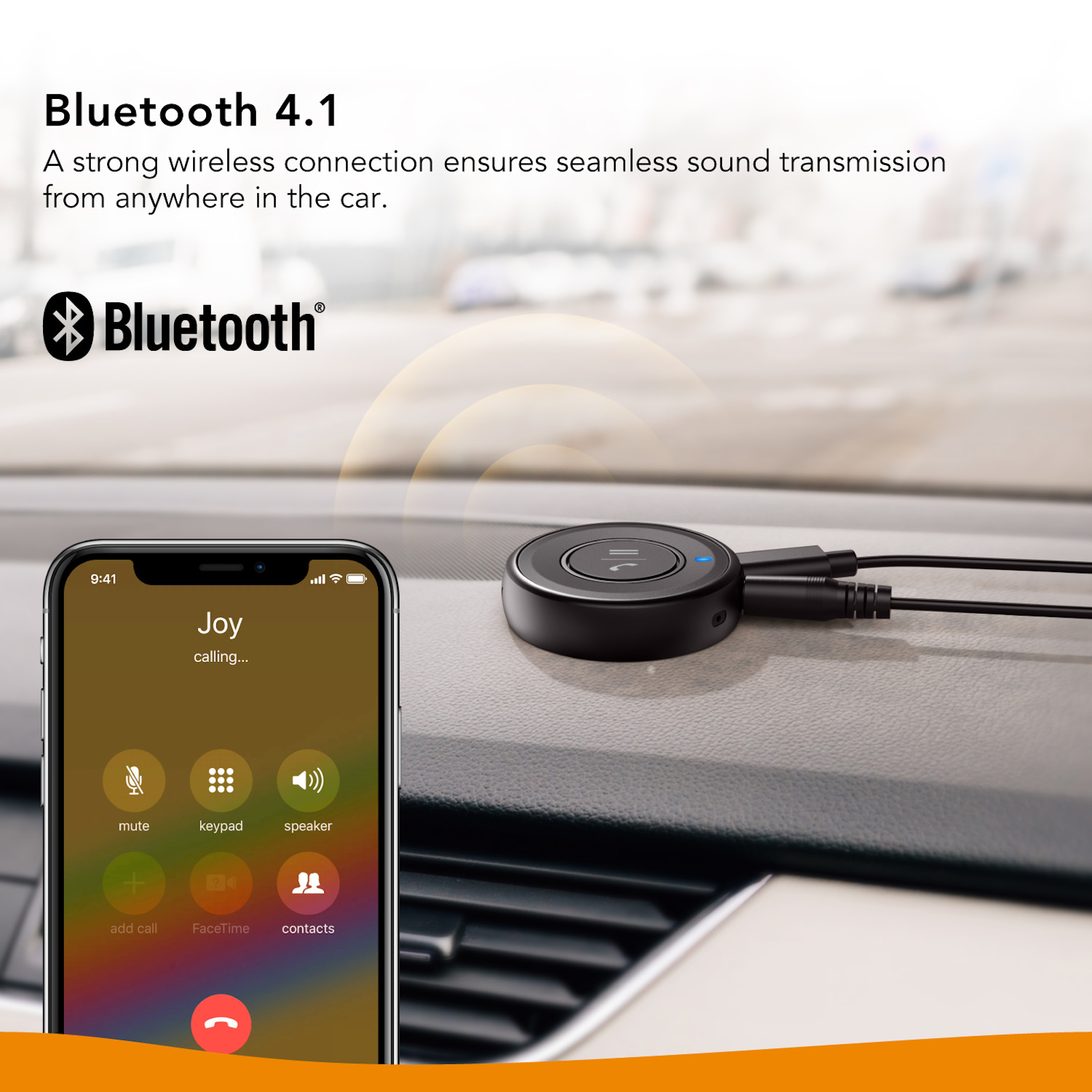 Anker Roav Bluetooth Receiver B2 4