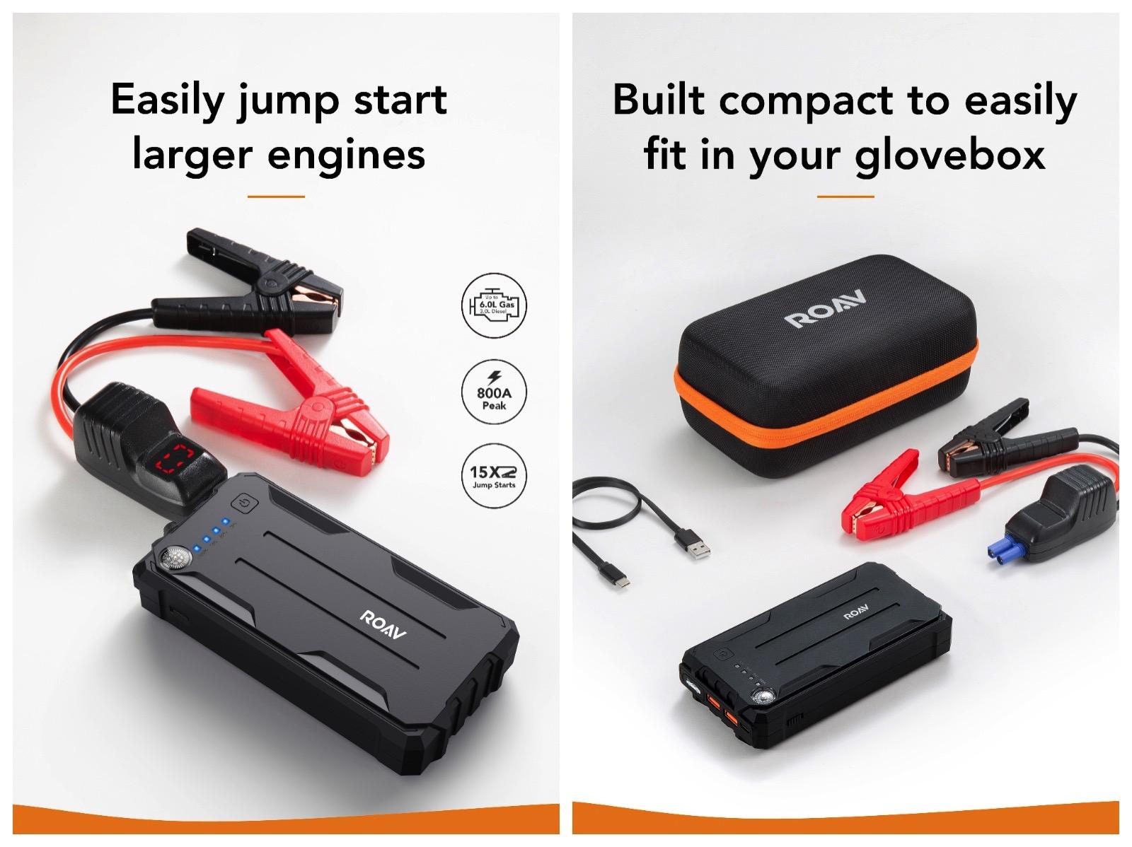 Anker Roav Jumpstarter Pro 2