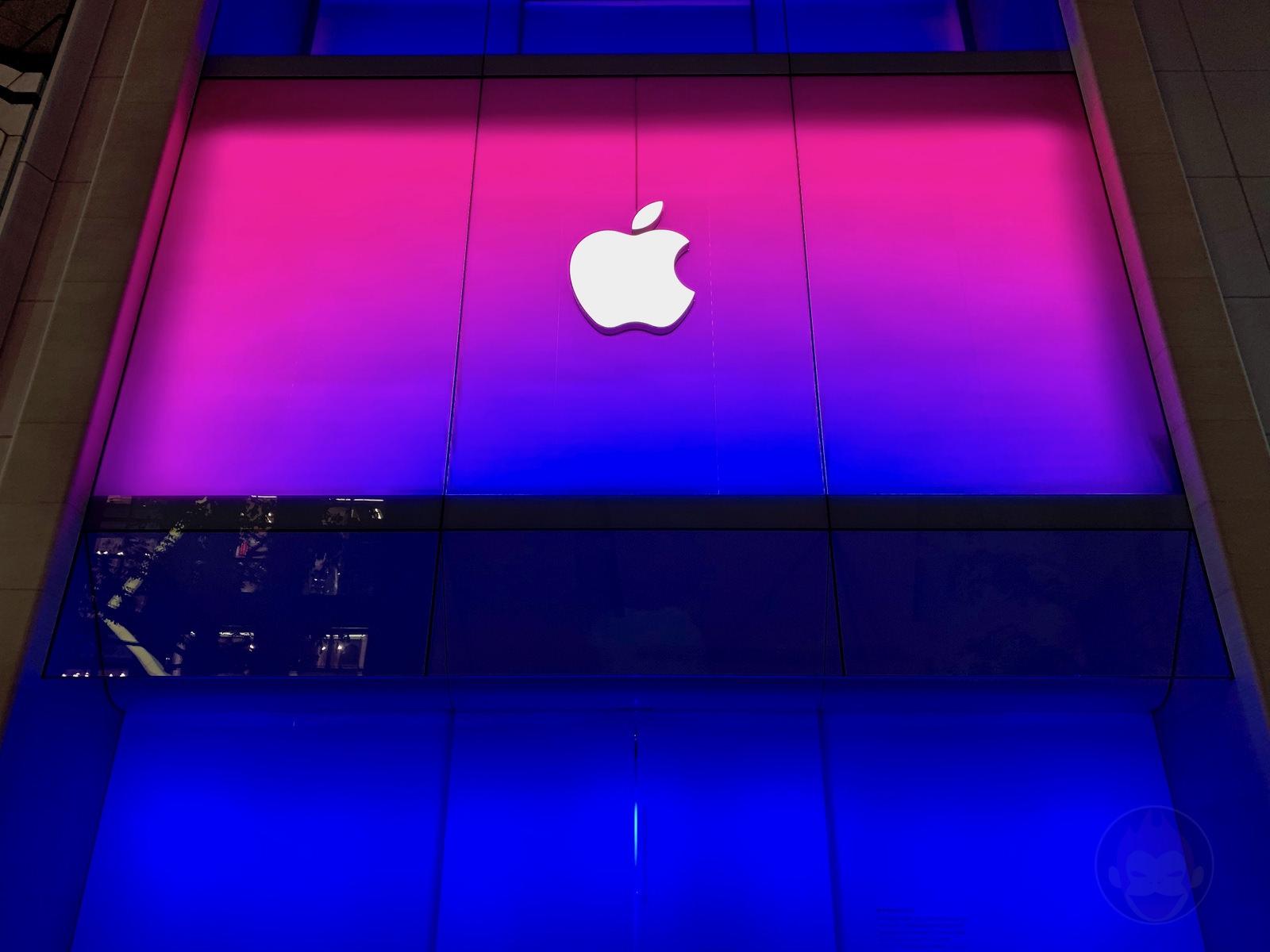Apple Shibuya Before Renewal Open 10