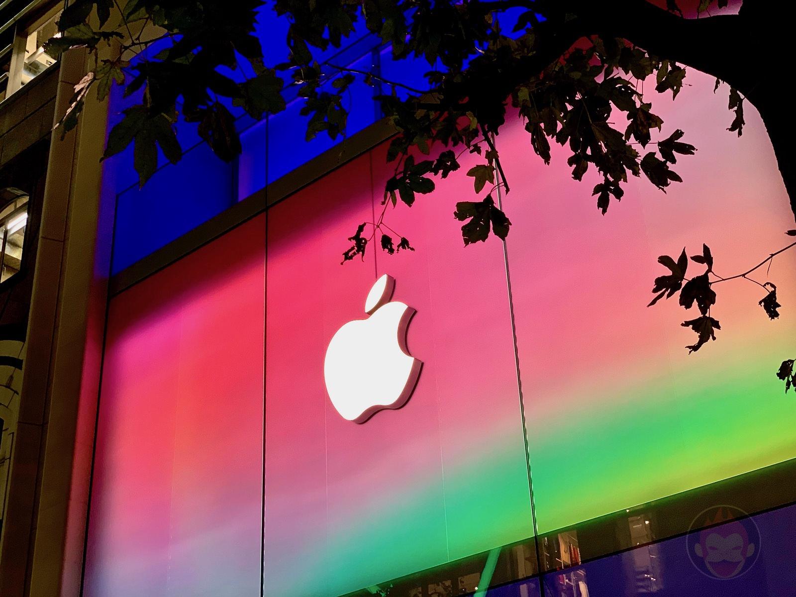 Apple Shibuya Before Renewal Open 15