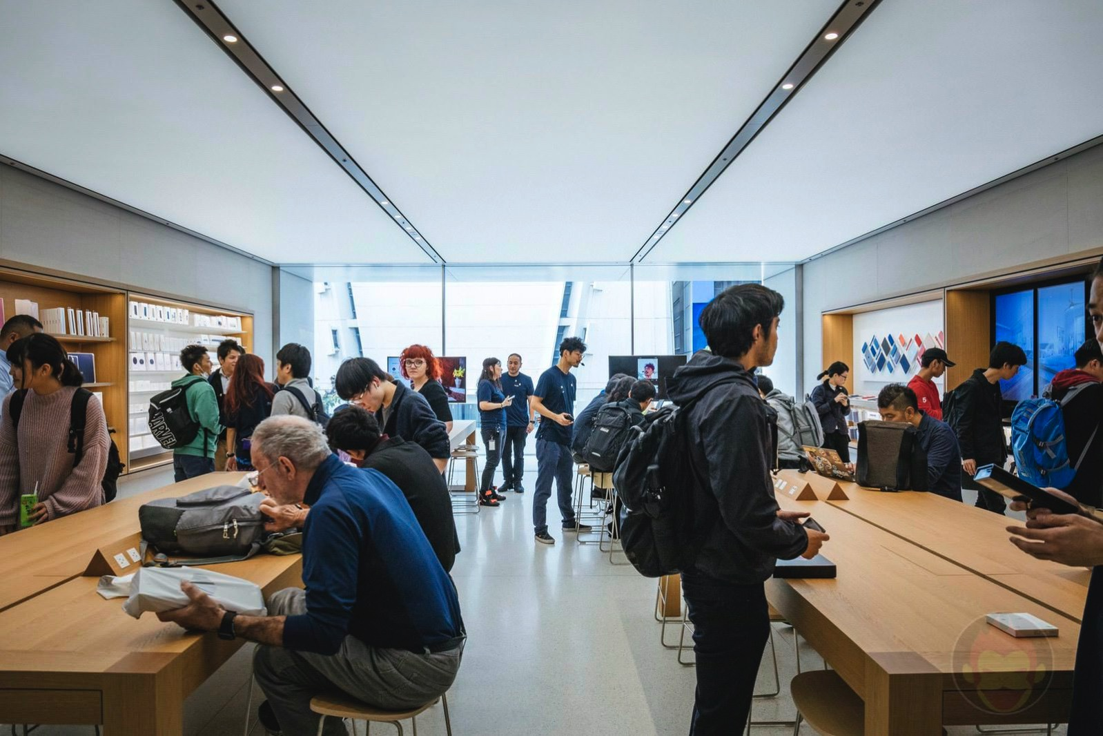 Apple Shibuya Grand Open 18