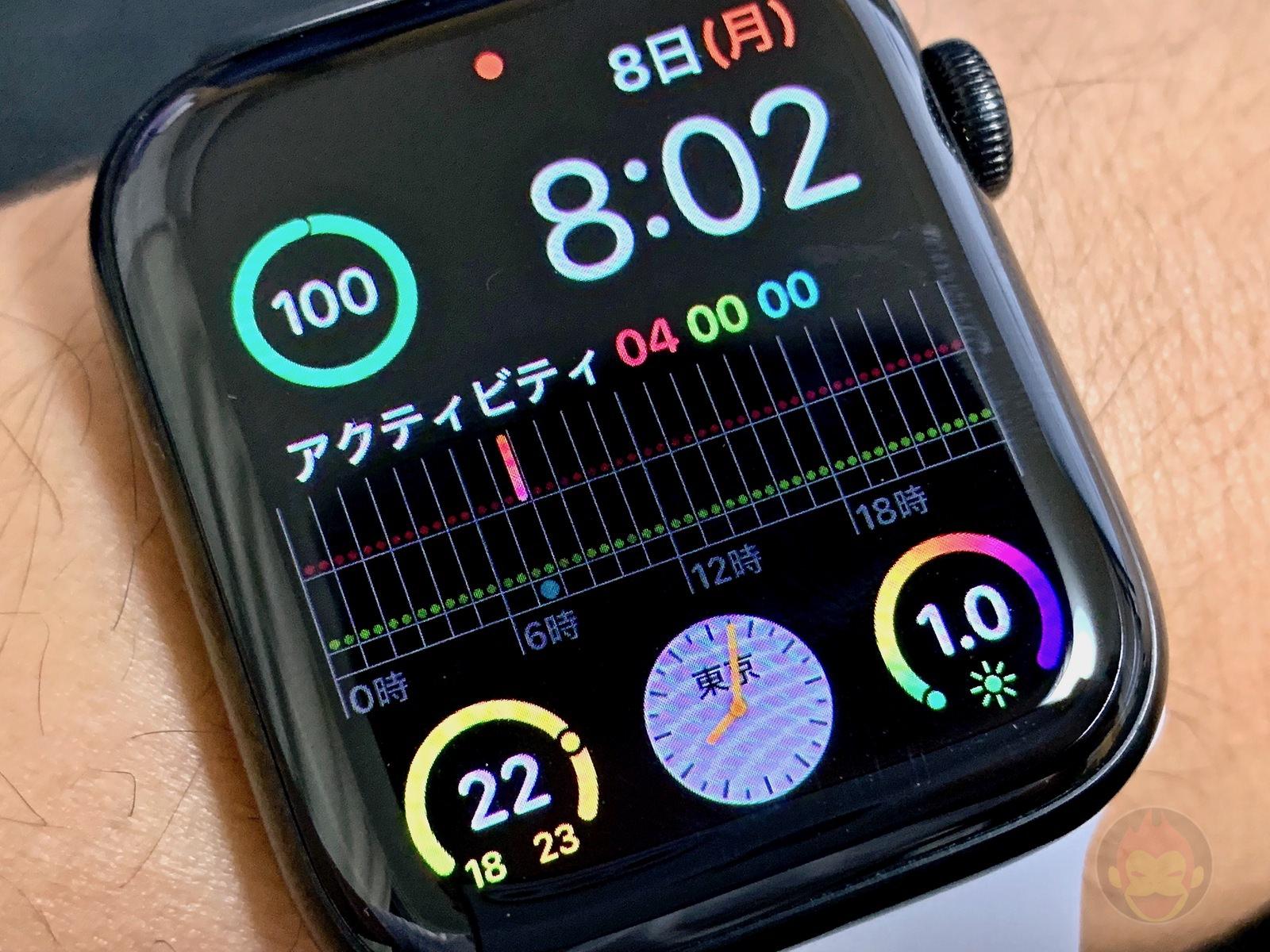 Apple Watch Series 4 infograph modular 01