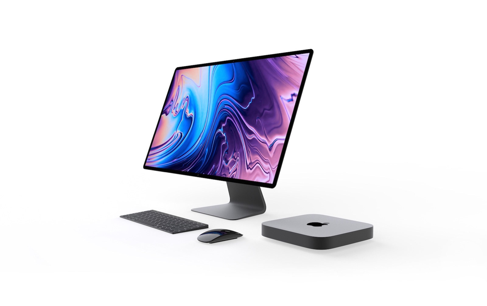 Mac Mini Concept 2018 1