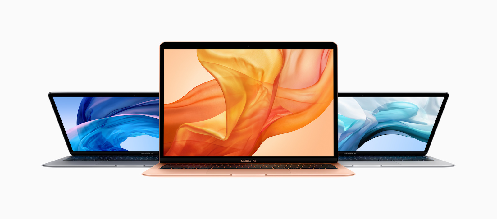 MacBook Air family 10302018