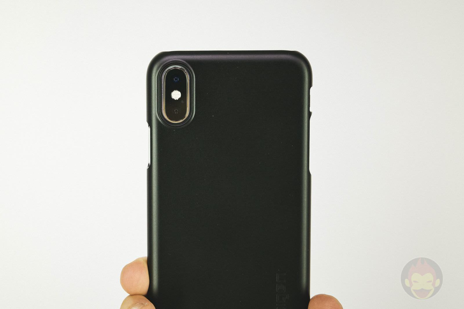 Spigen Thin fit for iPhoneXS 02