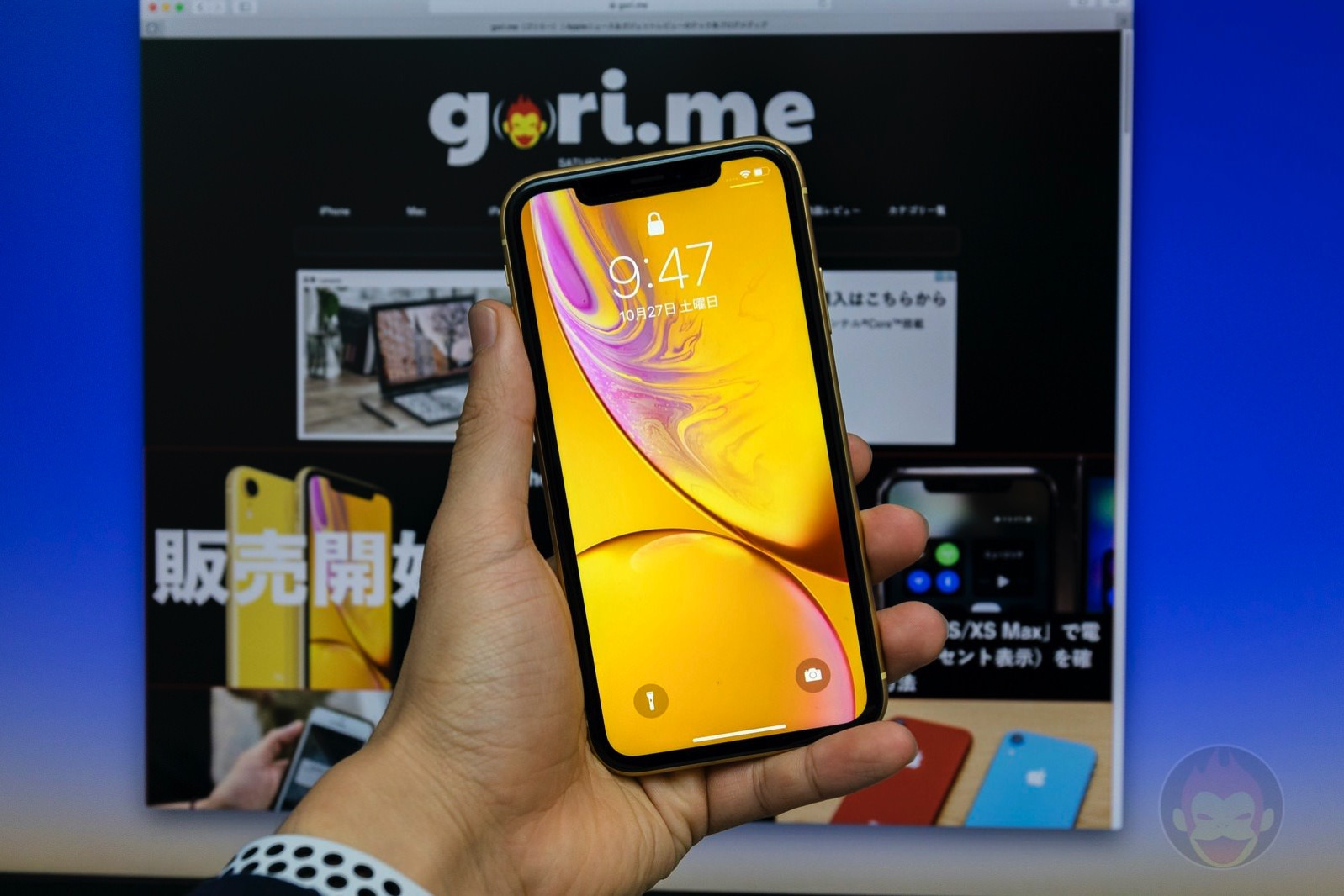 IPhone XR First Impression Review 11