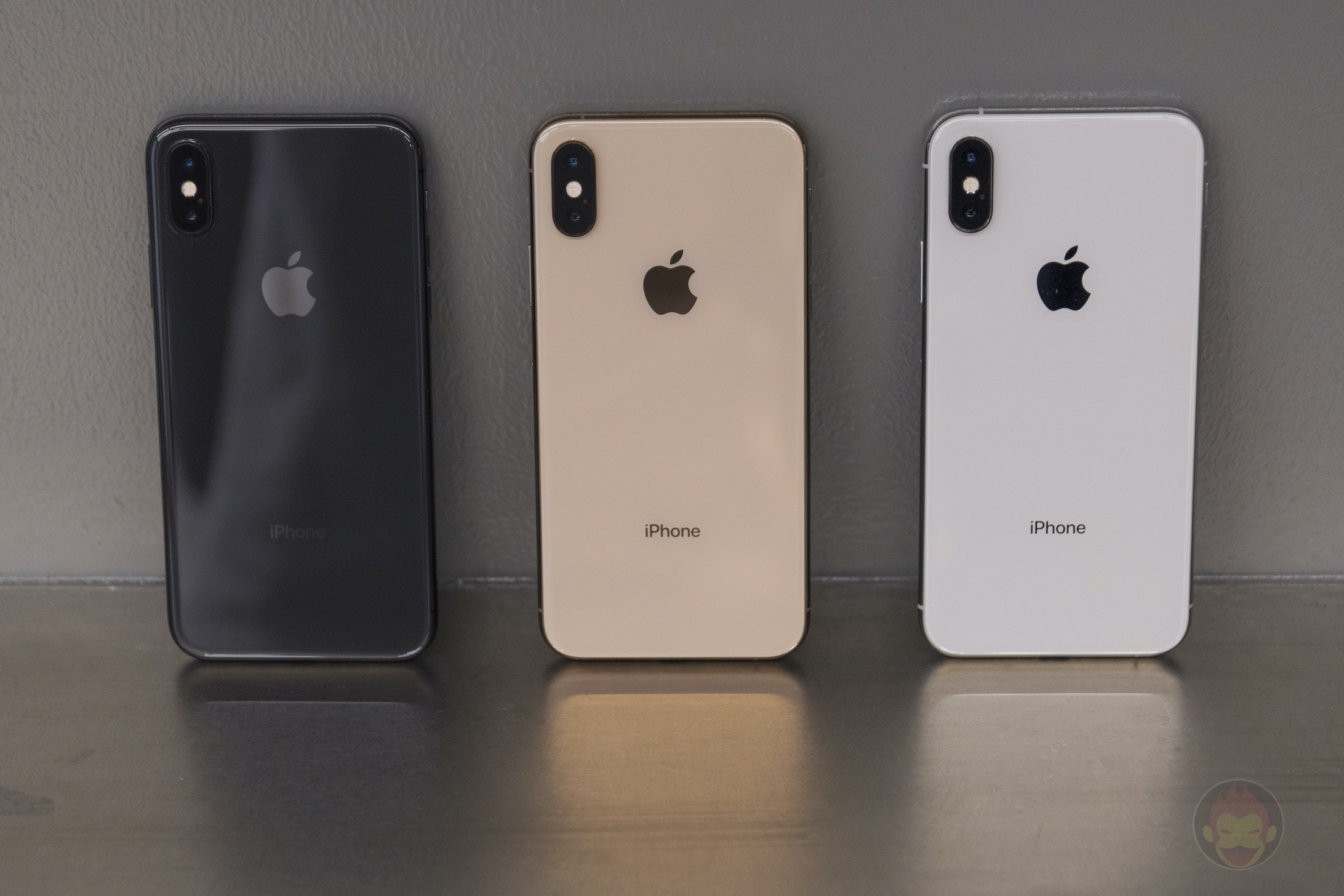 IPhone XS All Colors 01