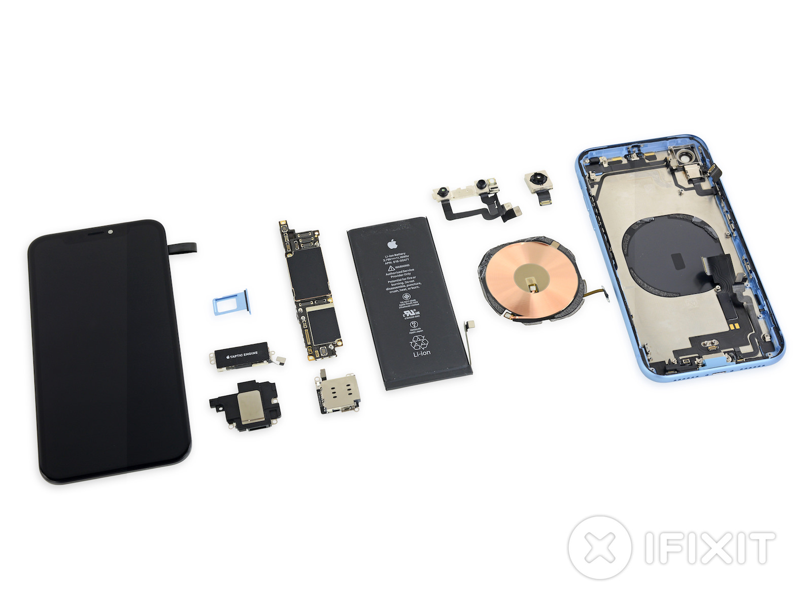 Ifixit iphonxr report