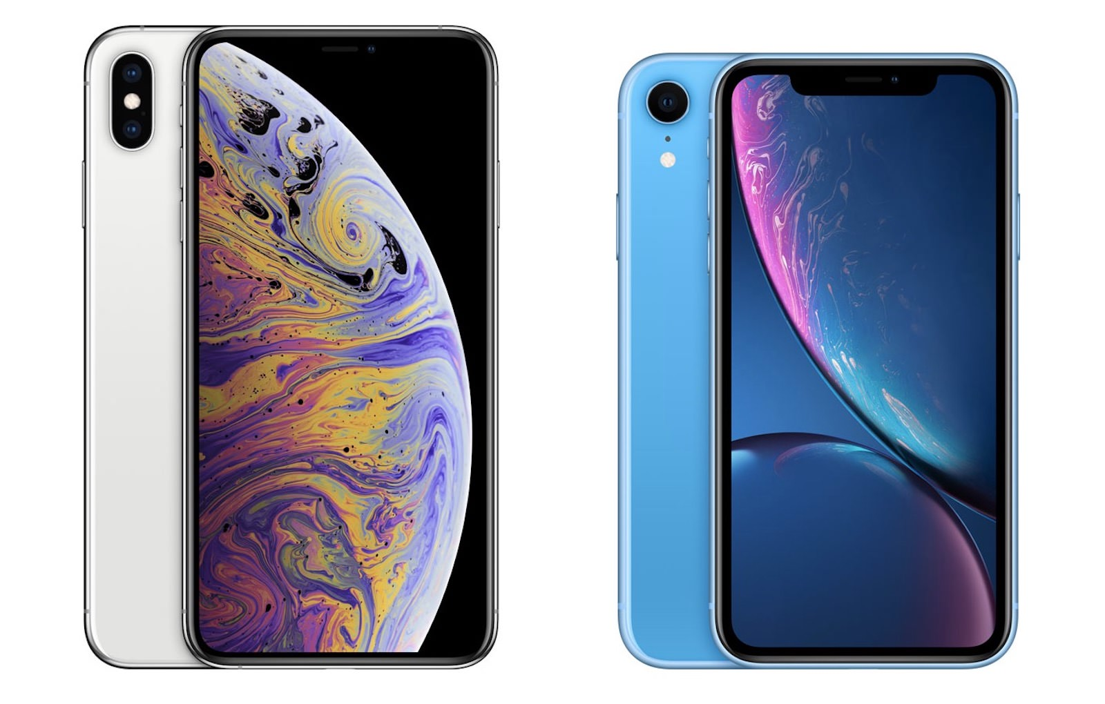 Iphone xs max xr comparison