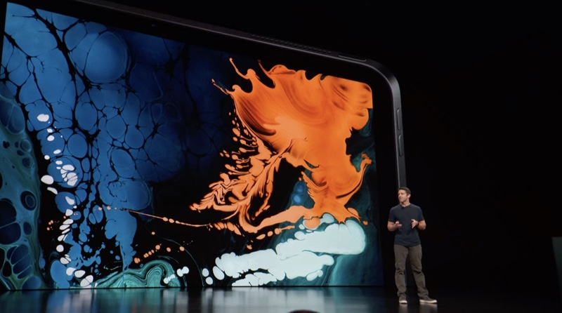 Theres more in the making apple event 2018 1341