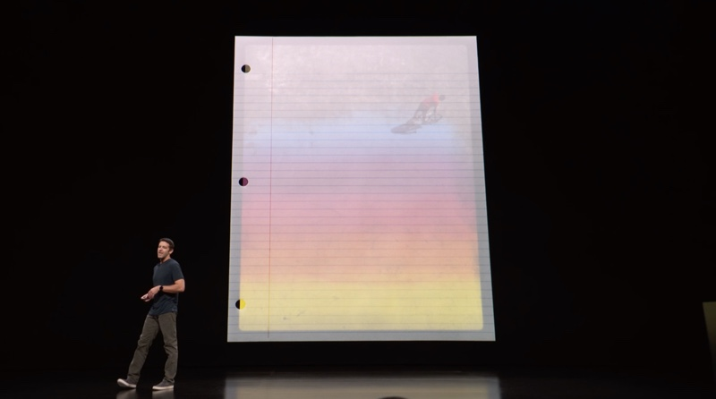 Theres more in the making apple event 2018 1385