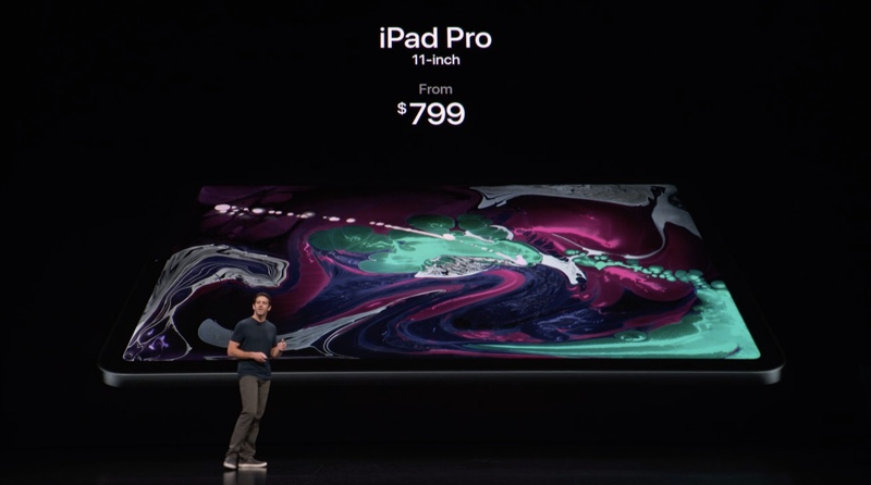 Theres more in the making apple event 2018 2177