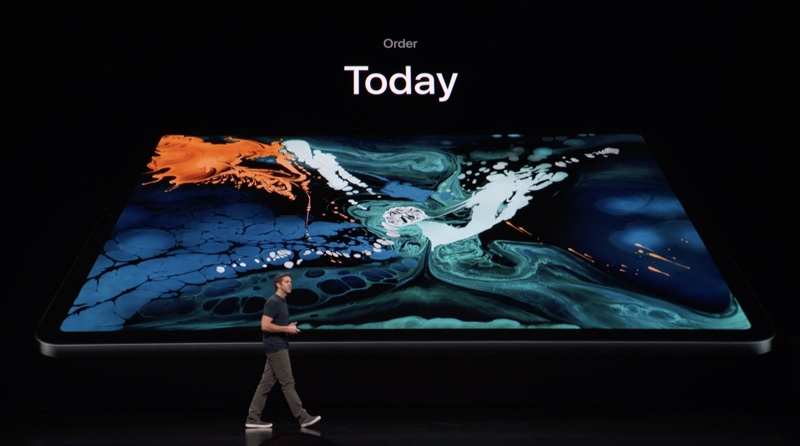 Theres more in the making apple event 2018 2192