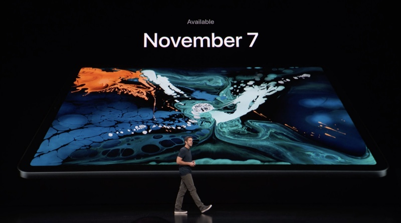 Theres more in the making apple event 2018 2193