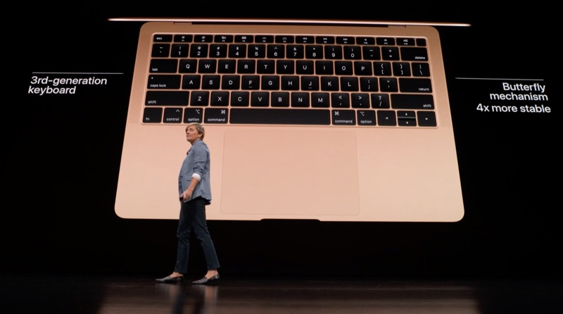 Theres more in the making apple event 2018 418