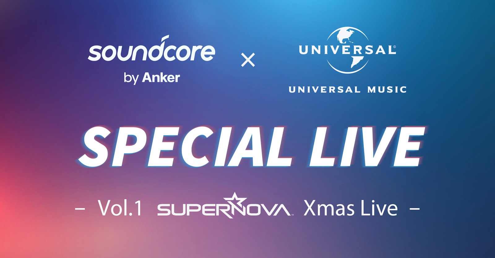 Anker and Universal Music