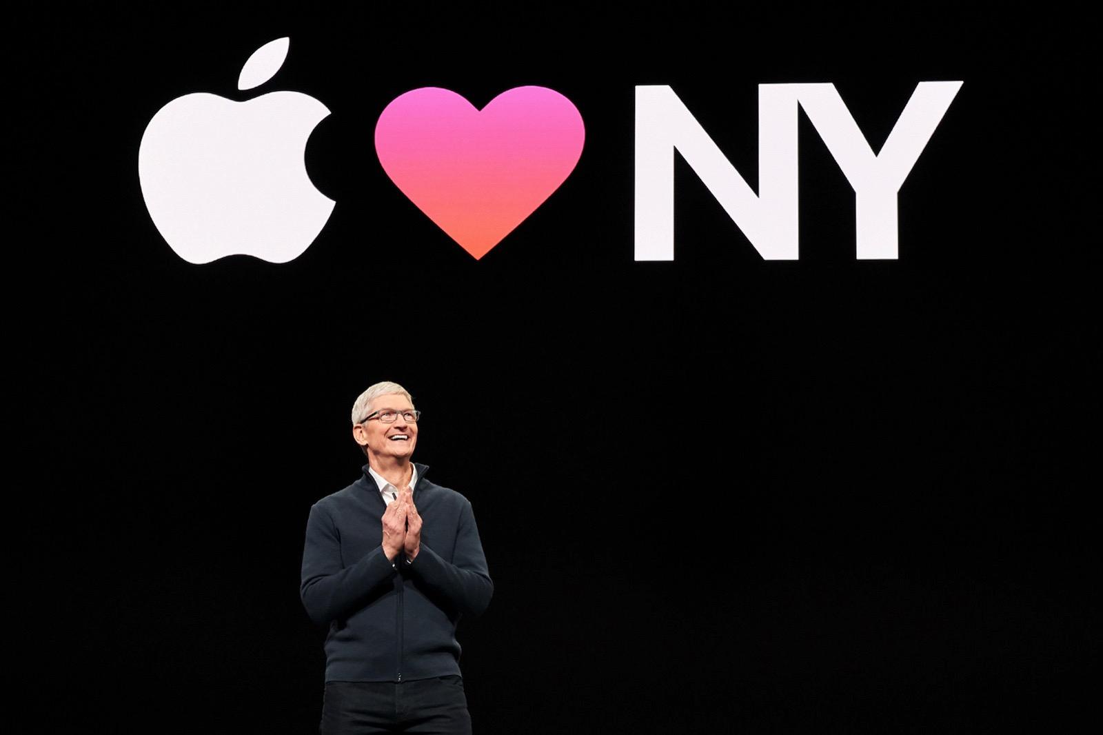 Apple October Keynote Wrap Up Tim Cook 10302018