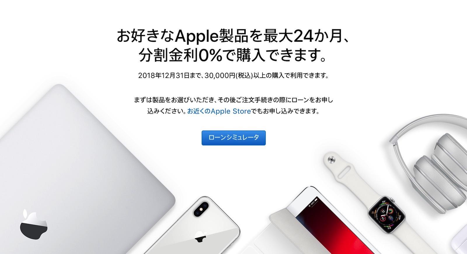 Apple Shopping Loan