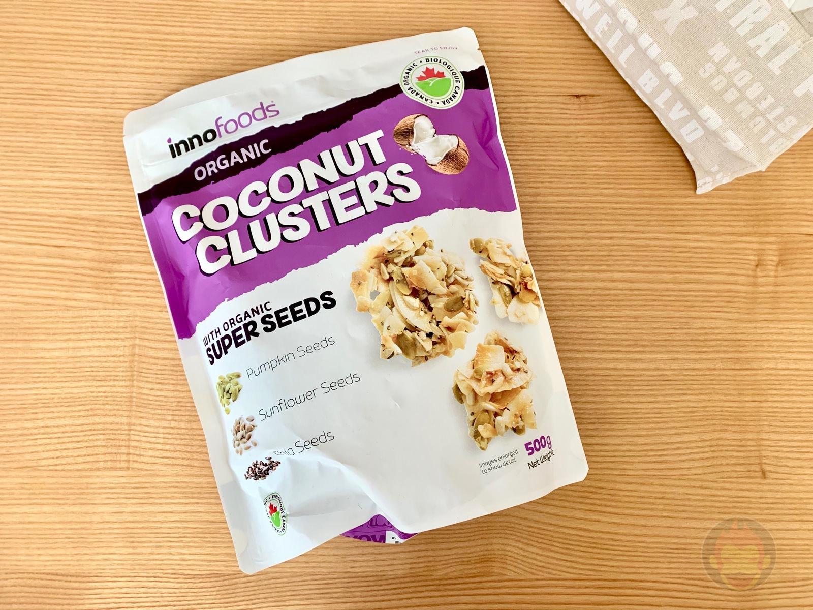 Costoco Coconut Clusters 04